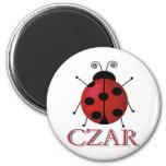 Ladybug Czar Magnet
