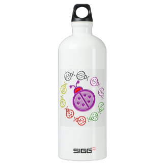 LadyBUG Dance: KIDS love Lady BUG n insects as pet SIGG Traveler 1.0L Water Bottle