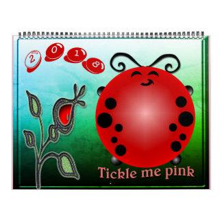 Ladybug Delight Calendar