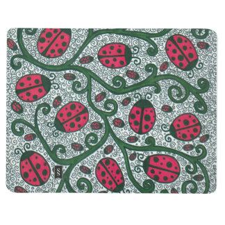 Ladybug Doodle Journal