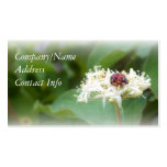 LadyBug Double-Sided Standard Business Cards (Pack Of 100)