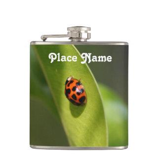 Ladybug Flask