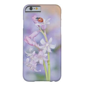 Ladybug Floral iPhone 6 Barely There Case  / Cover Barely There iPhone 6 Case