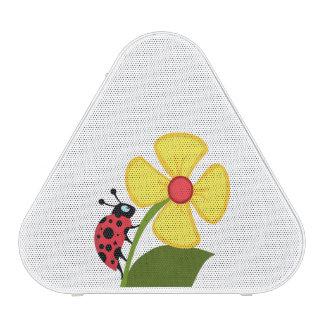 Ladybug Flower Speaker
