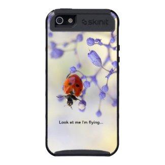 Ladybug Freefalls iPhone Skinit Case iPhone 5 Cases