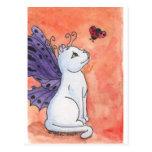 Ladybug Friend Postcard