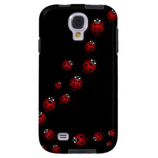 Ladybug Galaxy S4 Case Lady Bird Smartphone Case