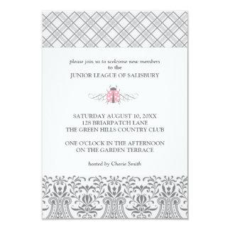 Ladybug Garden Party Invitations