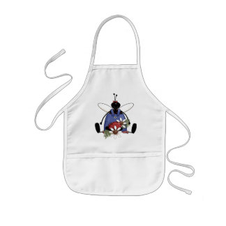 Ladybug Garden Tshirts and Gifts Kids' Apron