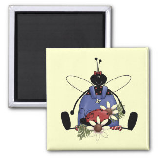 Ladybug Garden Tshirts and Gifts Magnet