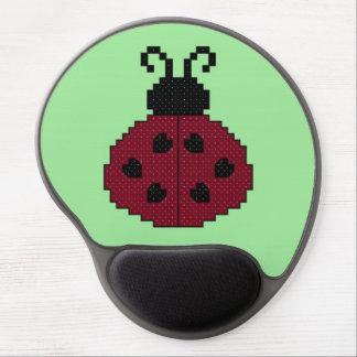 Ladybug Gel Mouse Pad
