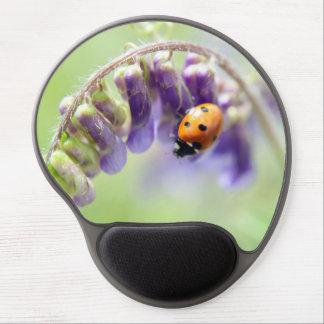 Ladybug Gel Mouse Pad Gel Mouse Mats