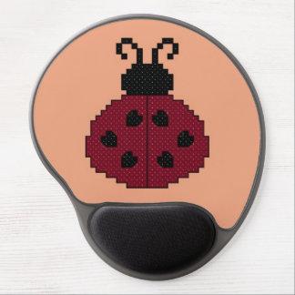 Ladybug Gel Mousepad
