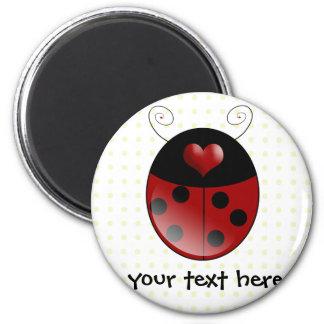 Ladybug Gifts Fridge Magnet