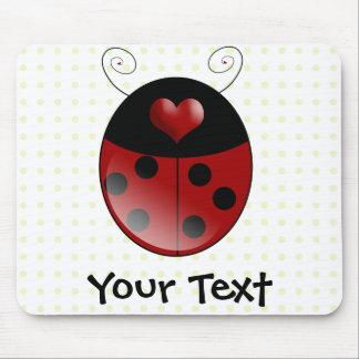 Ladybug Gifts Mouse Pad