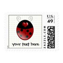 Ladybug Gifts Postage