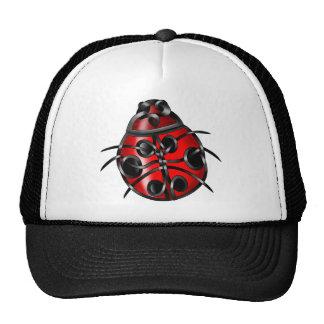 Ladybug Mesh Hats