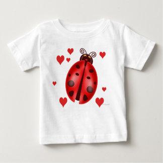 Ladybug Hearts Infant T-Shirt