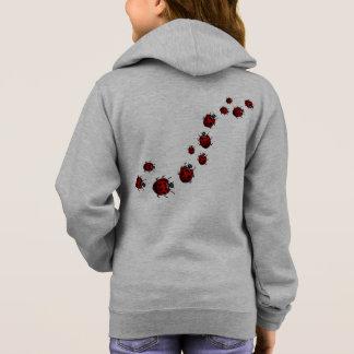 Ladybug Hoodie Girl's Ladybug Hoodie Shirt & Gifts