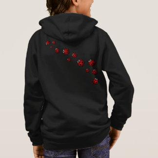 Ladybug Hoodie Kid's Ladybug Hoodie Shirts & Gifts