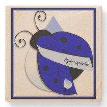 Ladybug Hydrocephalus Coaster
