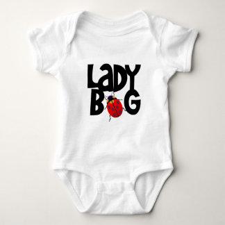 Ladybug Infant Creeper