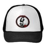 Ladybug Initial G Trucker Hat