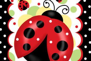 0ef49394e526 Ladybug iPad Cases & Covers   Zazzle