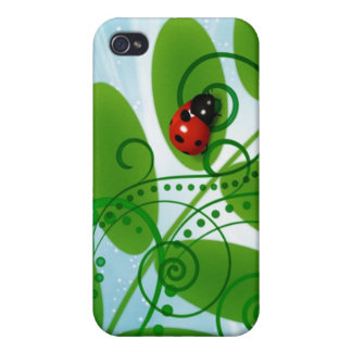 Ladybug iPhone4 Cover For iPhone 4