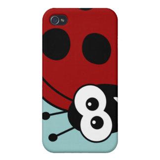 Ladybug iPhone 4/4S Covers