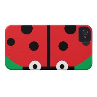 Ladybug iPhone 4 Case