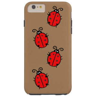 Ladybug iPhone 6/6s Plus, Tough Tough iPhone 6 Plus Case