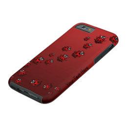 Ladybug iPhone 6 Case Lady Bird Smartphone Case