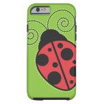 Ladybug iPhone 6 Tough iPhone 6 Case