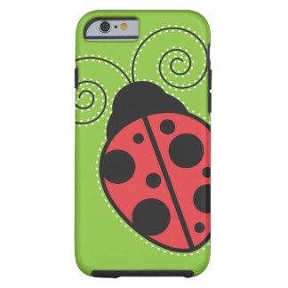 Ladybug iPhone 6 Tough Tough iPhone 6 Case