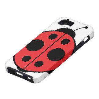 ladybug iPhone SE/5/5s case