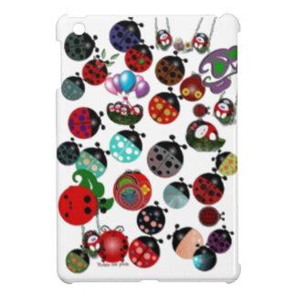 Ladybug Jackpot iPad Mini Cover
