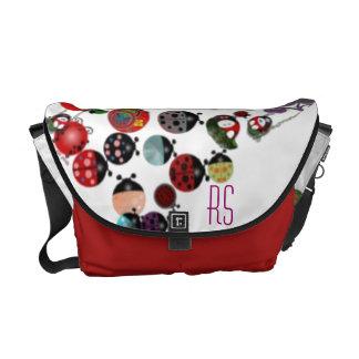 Ladybug Jackpot Messenger Bag