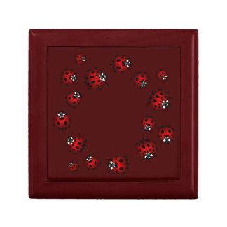 Ladybug Jewelry Box Lady Bird Keepsake Box Gifts