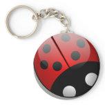 Ladybug Keychain