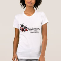 Ladybug Kindergarten Teacher's T-Shirt