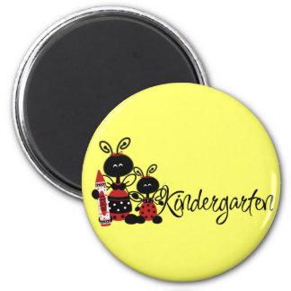 Ladybug Kindergarten Tshirts and Gifts Magnet
