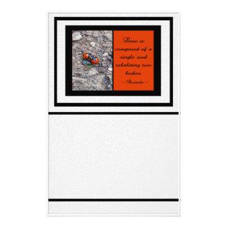 Ladybug Kisses Personalized Stationery