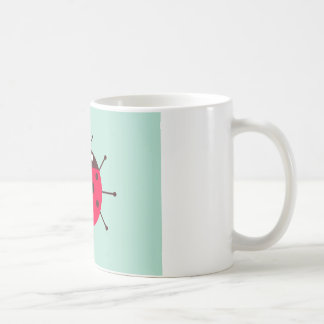 Ladybug / Ladybird / Lady Beetle Coffee Mug