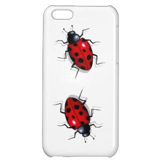 Ladybug, Ladybird: Original Realistic Artwork iPhone 5C Cover
