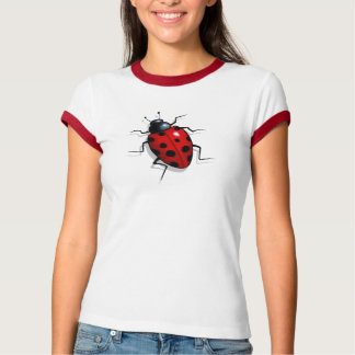 Ladybug, Ladybird: Original Realistic Artwork Shirt
