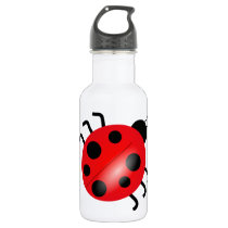 Ladybug - Ladybird Stainless Steel Water Bottle