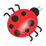Ladybug - Ladybird Sticker