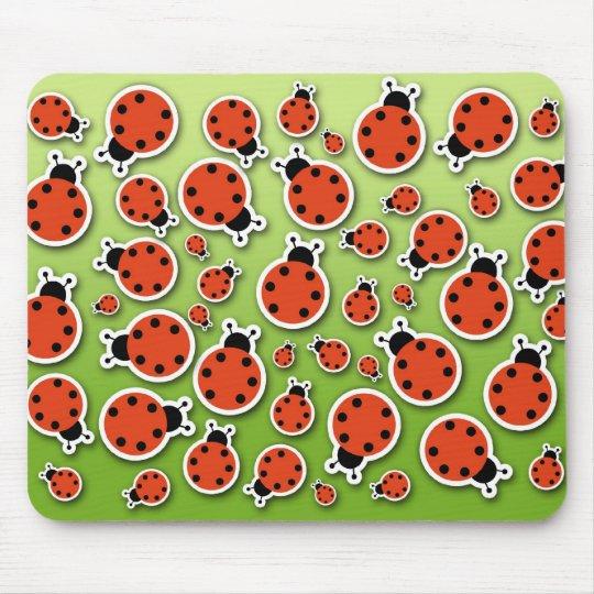 Ladybug Ladybug Mouse Pad