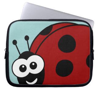 Ladybug Laptop Computer Sleeves